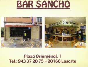 Bar Sancho