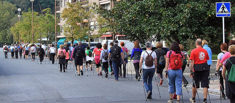 Nordic Walking Ostadar