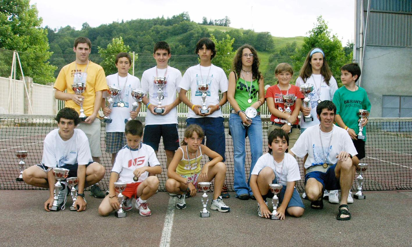 Tenis eskola