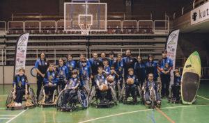Kirol egokituko taldes / Equipo de deporte adaptado