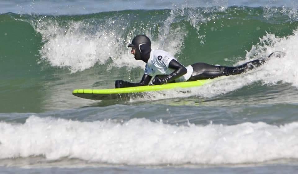 Ostadar SKT kirol egokitua eta inklusioa - Surf egokitua